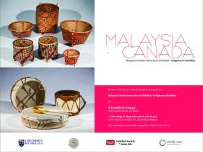 Pameran antarabangsa malaysia-kanada jatidiri peribumi 1