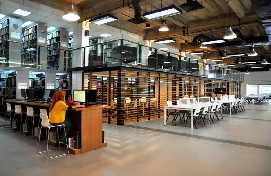 Collaborative Learning Area (CoLA)