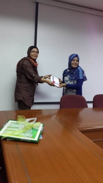 A working visit from Pustaka Miri, Sarawak pic 2